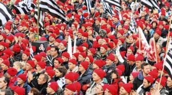 La révolte bretonne