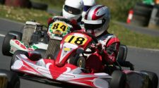 karting en groupe