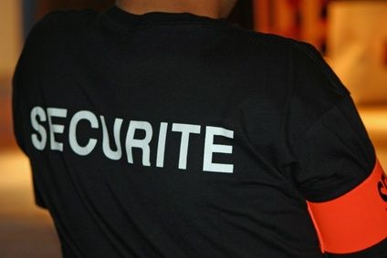 agent de sécurité à paris