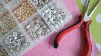 confectionner ses propres bijoux