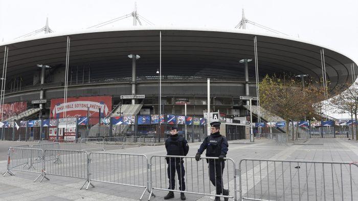sécurité euro 2016