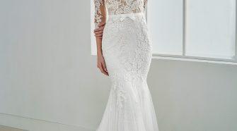 Une robe de mariée prête à dire Oui
