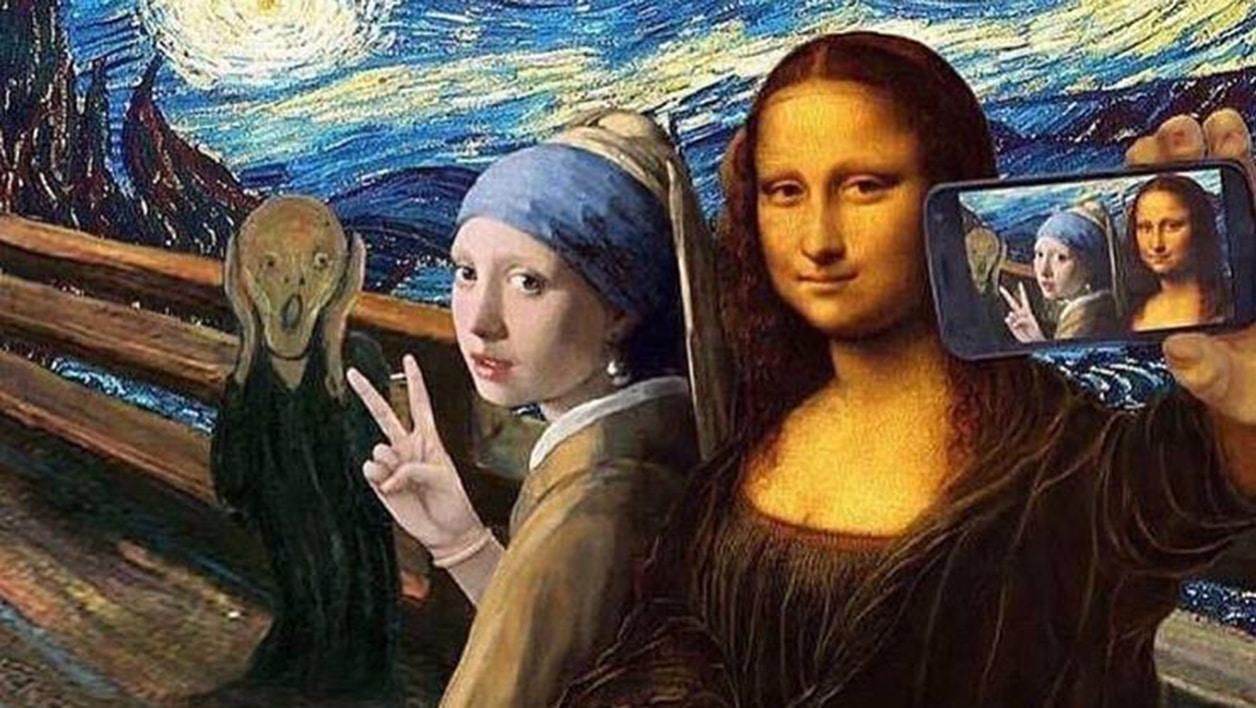 De l'art moderne